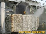 Machine van het In blokken snijden van de Steen van de Bladen van de brug de Multi voor de Marmeren Snijder van het Graniet