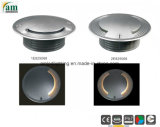 6W IP67 Inground LED LED de Luz da Luz da Plataforma do metro
