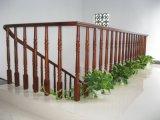 Stairway de madeira de Sapele da faia para a decoração da HOME do hotel