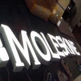옥외 LED Exposy 수지 3D LED 채널 편지 및 LED 편지 표시