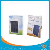 Banco de energia solar/carregador de telemóvel Solar