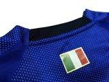 Futebol 2018 Home da camisa do futebol de Jersey do futebol do copo de mundo do uniforme da versão de Italy