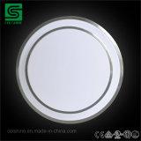 Runde Innen-LED-Fieberhitze-Montierungs-Deckenleuchte für Wohnzimmer