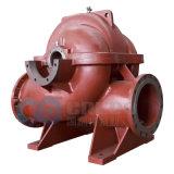 Pompa ad acqua spaccata di industria della pompa di caso