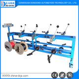 Toronnage simple de haute précision faisant le fil et la machine de fabrication de câbles