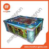 Pesca de la huelga del tigre/máquina de juego de arcada del cazador de los pescados