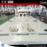 Machine flexible d'extrudeuse de drain de PVC de la vente 2017 chaude