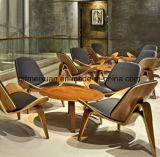 uno svago creativo della presidenza di legno solido della presidenza dell'aereo dell'ospite presiede la presidenza di legno con l'alta qualità (M-X3231)