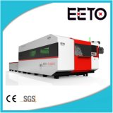Tagliatrice del laser della fibra di Eeto per il Governo di controllo elettrico con la sorgente di laser di Ipg