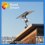 A conduit à l'extérieur Jardin solaire éclairage de rue avec haut-parleur Bluetooth