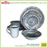 Homeware di ceramica come il padellame della melammina del commestibile