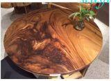 단단한 나무 커피용 탁자, 식탁, 의자