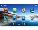 Игрок автомобиля с обращать iPod RDS TV Bt 3G камеры