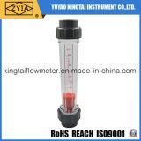 Tipo plástico medidor da água da câmara de ar da série de Lzs de fluxo