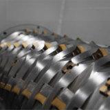 寸断するプラスチックペレタイジングを施すシステムを押しつぶす