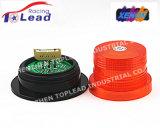 12V-24V bernsteinfarbiger LED Röhrenblitz-Ampel-Gabelstapler-warnendes Leuchtfeuer