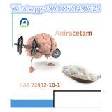 Versterker van de Kennis Nootropic van Aniracetam 72432-10-1 van het Poeder Durgs van de Zuiverheid van 99% de Slimme