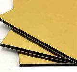 Comitato composito di plastica dell'alluminio del PE 3mm per il materiale della decorazione interna