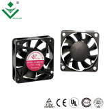 Ventilatore di scarico a temperatura controllata assiale di CC di Xj6015 60mm 12V 24V piccolo per il Governo della strumentazione