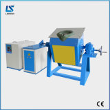 Smeltende Oven van de Inductie van Lanshuo 35kw de Elektronische