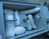 Compartimiento programable de la prueba de aerosol de sal