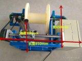 Намотанный стальной провод, намотанная катышка стального провода 2-4mm принимает вверх машину