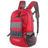 Camper augmentant l'énergie solaire pliant le sac à dos 10W 2017 solaire avec la batterie