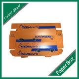 Cor mais forte caixa de transporte impressa do cartão