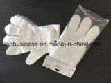 使い捨て可能なPE/Plastic/CPEの食品等級の手袋
