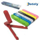 Colorear el soporte perezoso del teléfono móvil para el iPad y el móvil