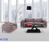 رفاهية حديث أسلوب [بو] مكسب جلد أريكة لأنّ إستعمال تجاريّة