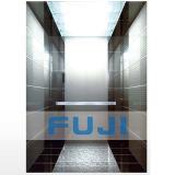 Elevador do passageiro de FUJI com decoração do espelho