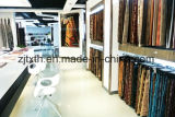 Chenille bordado tela de la cortina (FTH31081)