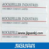 Etiquetas engomadas de epoxy claras adhesivas de la protección solar impermeable