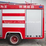 O obturador de rolamento Emergency da liga de alumínio do caminhão rola acima a porta