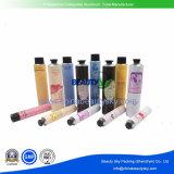 Косметические Cream волосы Colur внимательности кожи упаковывая складную пробку