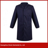 Revestimento de poeira uniforme do trabalho do algodão do poliéster (W166)