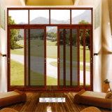 Heph 에너지 시리즈 능률적인 알루미늄에 의하여 이중 유리로 끼워지는 여닫이 창 Windows