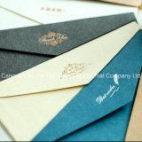 Kleurrijke Hete het Stempelen Folie voor Folie van de Verkoop van de Envelop van de Kaart van de Gift de Hete