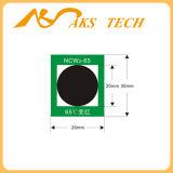 OEM de Omkeerbare Industriële Veranderende Stickers van de Kleur van het Gebruik Warmtegevoelige