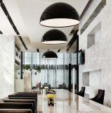 Lámpara pendiente del proyector pendiente grande moderno de la iluminación interior
