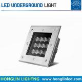 최신 판매 IP65에 있는 옥외 점화 12W LED 지하 빛