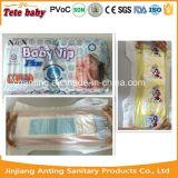 새로운 다채로운 판지 디자인 아기를 위해 처분할 수 있는 졸리는 아기 기저귀