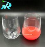 15oz verrerie de la tasse de café en plastique acrylique