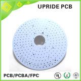 Aluminium dat om LEIDENE PCB, Enige ZijPCB voor HOOFDFabrikant wordt gebaseerd