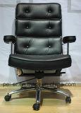 Lederne Polsterung-moderner Schwenker Eames Büro-Stuhl (PE-B103)
