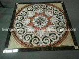 Azulejos de suelo del rompecabezas de la alfombra 1200*1200 para el aterrizaje