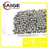 Esfera de aço brilhante de cromo G10 da superfície 4mm para o rolamento
