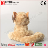 Giocattolo animale della peluche del gatto farcito abbraccio molle sveglio per i capretti/bambini