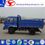 Fengshun 덤프 또는 쓰레기꾼 또는 빛 의무 화물 또는 소형 또는 광고 방송 또는 Camion 경트럭